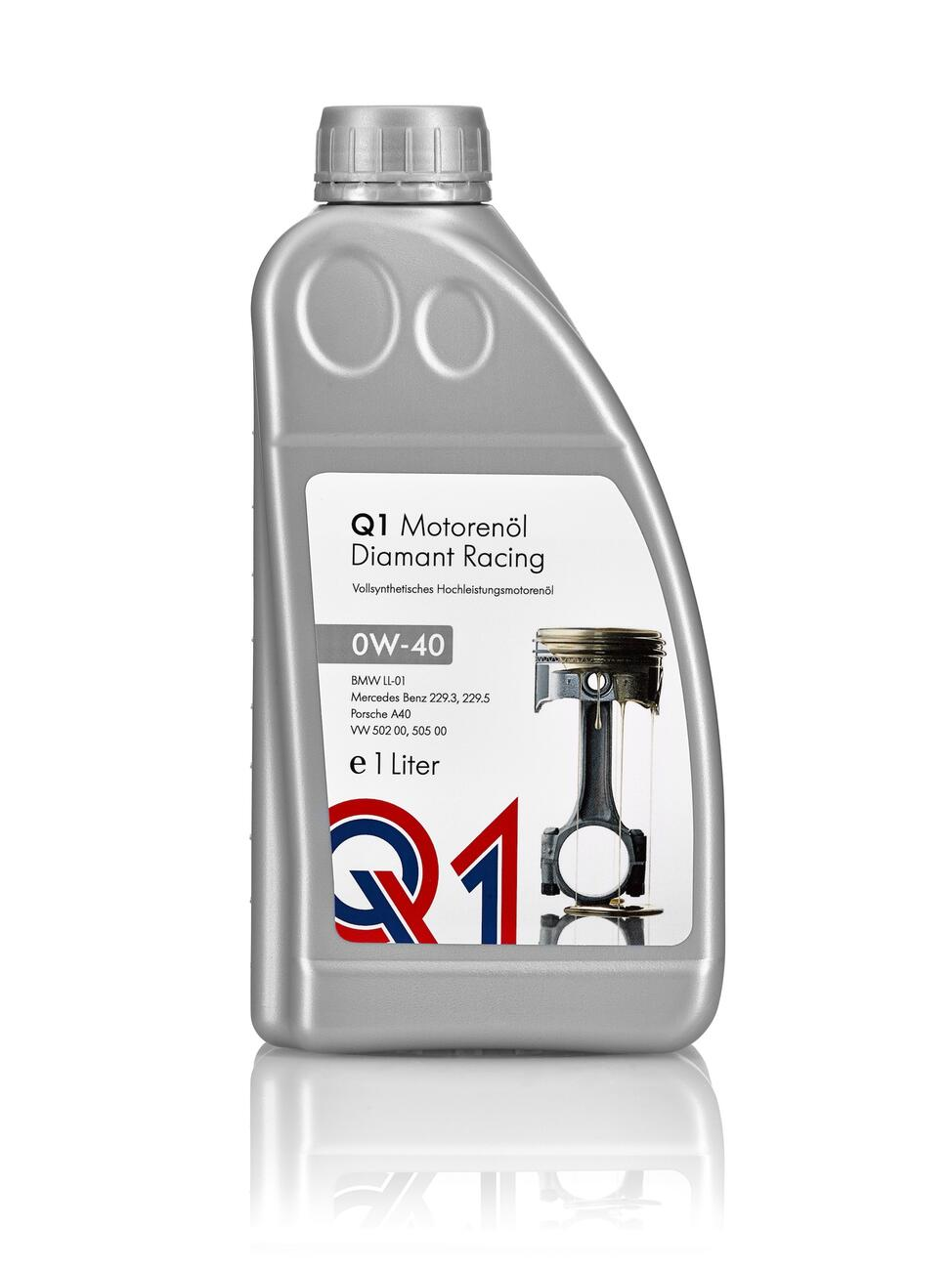 Q1 Motorenöl Diamant Racing 0W-40